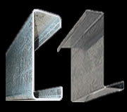 Scott Metals - Products: Purlins: Steel Supplies, Steel Fabrication