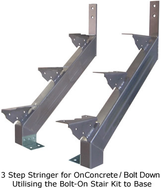 Scott Metals Products Stair Stringers Steel Supplies