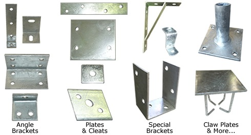 Scott Metals Brackets Plates Nuts Amp Bolts